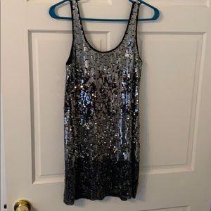 NYE Sequin Dress XS